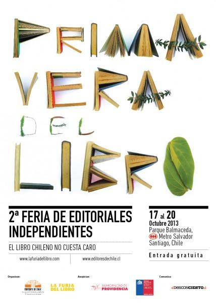 Primavera del Libro 2013